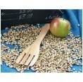 Holz Pfannenwender aus zertifiziertem Kirschholz