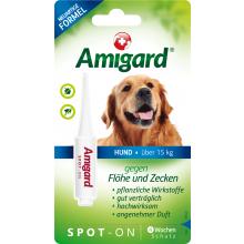 Amigard Spot On für Hunde von 15-30 kg