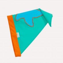 UV Schutz Kopftuch mit Seestern für Mädchen