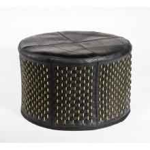 Stick | rundes Sitzkissen | Schlauch + Bambusstock