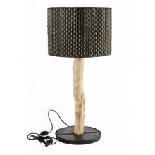 Stick | Lampe | Fahrradschlauch | Eukalyptus-Holz