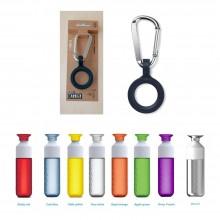 Dopper® Carrier Flaschenhalter mit Karabinerhaken und Trinkflasche