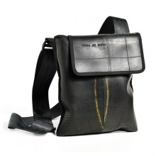 Riri | Handtasche aus recyceltem Fahrradschlauch