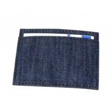 Paul | Kreditkartenetui aus Schlauch und Jeans