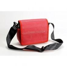 N.Y. | Umhängetasche | Messenger Bag | rot