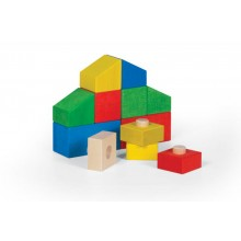 VARIS Steckklötze – 12-teiliges Set aus Bauklötzen