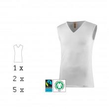 UnderCover Unterhemd, Fairtrade & Bio Baumwolle, kleiderhelden