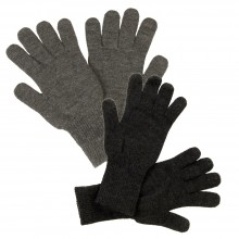 Fingerhandschuhe aus Merinowolle von Reiff