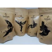 ZAMADI Kaffee Probierset 4 x 250g ganze Bohne