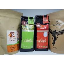 Probierpaket Bio Espresso, 4 x 250g gemahlen