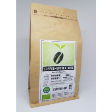 Coffee-Up! Sea + Tree Projektkaffee (ganze Bohne - 500g)