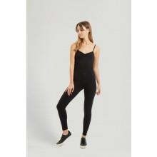 Schwarze Leggings – Bio-Baumwolle
