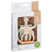Beissring Weich So'Pure Sophie la Girafe im weißen Geschenkkarton
