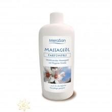 MeraSan veganes Massageöl parfümfrei - 100ml