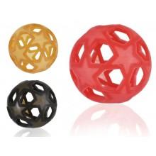 Hevea Star Ball aus Naturkautschuk verschiedene Farben