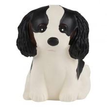 Hevea Puppy Parade Cavalier King Charles – Spielzeug aus Naturkautschuk