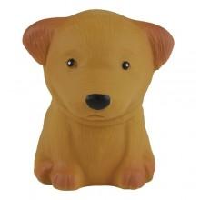 Hevea Puppy Parade Pudel – Spielzeug aus Naturkautschuk