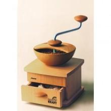 Kaffeemühle - Getreidemühle Mulino aus Buchenholz von Kornkraft