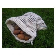 Re-Sack Net Small – Gemüsenetz aus Bio Baumwolle