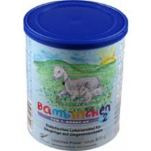 Bambinchen 2 Säuglingsnahrung (ab 6. Monat) 400 g