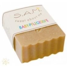 S.A.M. Baby-Pflegeseife 60 g Stück Frischgewicht