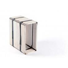 MOVEO. CASA 40.20 – Upcycling-Regal – weiß
