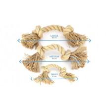 Beco Jungle Double Knot – Seil mit Doppelknoten