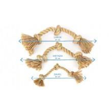 Beco Jungle Triple Knot – Seil mit Dreifachknoten