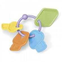 Zahnungshilfe Schlüsselbund von Green Toys