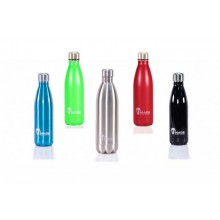 Edelstahl Isolier-Trinkflasche von Made Sustained