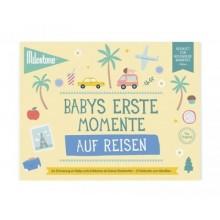Babys Erste Momente auf Reisen von Milestone™ – Deutsch
