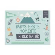 Babys Erste Momente in der Natur von Milestone™ – Deutsch
