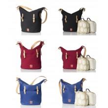 PacaPod Idaho – Wickeltasche | Handtasche | Hobo Bag