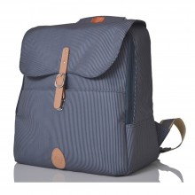 PacaPod Hastings Navy – Wickeltasche & Messenger Bag & Rucksack