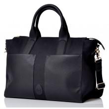 PacaPod Croyde, schwarz – Wickeltasche & stylische Handtasche