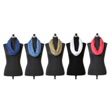 Schlauchschal – Loop-Schal aus Bio Jersey
