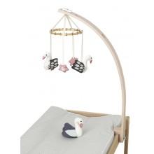 Tisch Mobilehalter Baby Amuse aus Holz