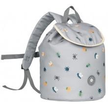 Rucksack Aske für Kinder – Grau