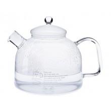 Wasserkocher G mit Glasdeckel 1,75 l | Glaskessel