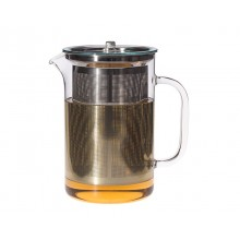 Teekanne PISA 1,2 l mit Edelstahlfilter