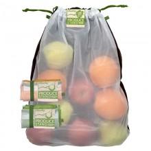 ChicoBag® VeggieBag 3er Pack rePETe™ Netz – Obst- und Gemüsebeutel