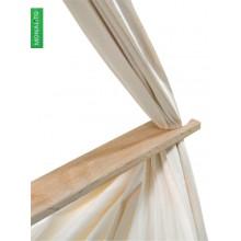 Holzstab für Baby-Pendulo Federwiege – Hängematte – Babywiege