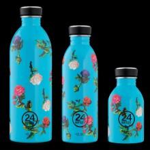 24Bottles® Urban Bottles Rosabyte Edelstahl Trinkflasche