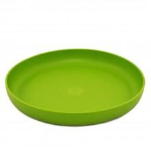 ajaa! Bunte Teller aus Biokunststoff, Lime