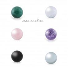 Edelsteindeckel für Angel's Choice Karaffen