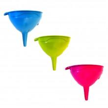 Trichter aus Biokunststoff, verschiedene Farben