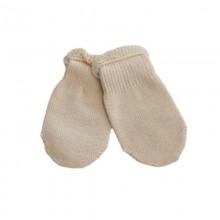 Baby Handschuhe / Krätzlinge aus Bio-Baumwolle