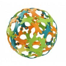 TicToys Binabo Ball – 60 Chips in 4 Farben – Konstruktionsspiel und Bewegungsspiel