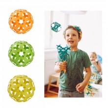 TicToys Binabo Ball - Bewegungsspiel und Konstruktionsspiel – 36 Chips