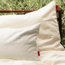 Bio Bettwäsche SATIN PURE – 3-tlg. Bettwäsche Set Übergröße für 2 Personen